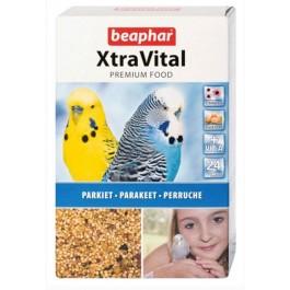 Beaphar XtraVital perruches 1 kg - La Compagnie Des Animaux