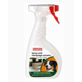 Beaphar Spray anti-marquage urinaire pour chien et chiot 400 ml - La Compagnie Des Animaux