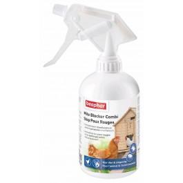 Beaphar Spray stop poux rouges 500 ml - La Compagnie Des Animaux