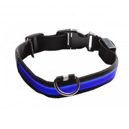 Eyenimal Light Collar bleu S - La Compagnie Des Animaux