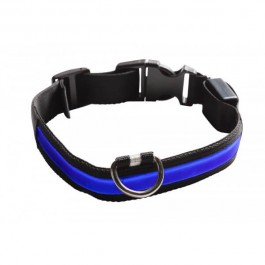 Eyenimal Light Collar bleu M - La Compagnie Des Animaux