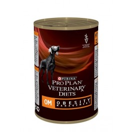 Purina Proplan PPVD Canine Obesity OM 12 x 400 grs - La Compagnie Des Animaux