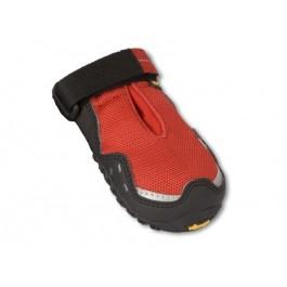 Bottines Ruffwear Grip Trex Rouge M 70 mm - La Compagnie Des Animaux