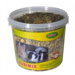 Bubimex Aliment pour Cobayes et Lapins nains 3 kg - La Compagnie Des Animaux