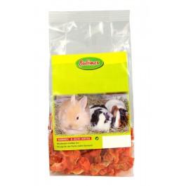 Bubimex Chips de carottes Rongeur 100 g - La Compagnie Des Animaux