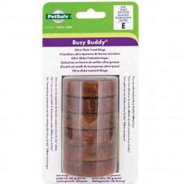 Busy Buddy Cornstarch Rings Friandises Recharge M - La Compagnie Des Animaux