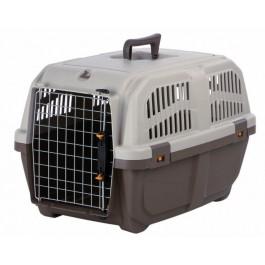 Skudo Cage de transport spécial avion chien chat taille S-M - La Compagnie Des Animaux