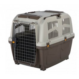 Skudo Cage de transport spécial avion pour animaux taille M - La Compagnie Des Animaux