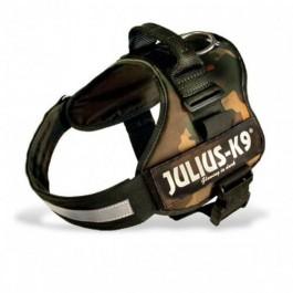 Harnais Power Julius-K9 Camouflage M 51 à 67 cm - La Compagnie Des Animaux