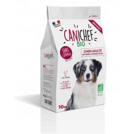Canichef croquettes BIO sans céréales, sans gluten chien grande race 10 kg - La Compagnie Des Animaux