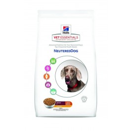 Hill's Science Plan Vetessentials Neutered Dog Adult Large 12 kg - La Compagnie Des Animaux