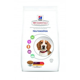 Hill's Science Plan Vetessentials Neutered Dog Adult Medium 10 kg - La Compagnie Des Animaux