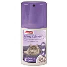 Beaphar spray calmant pour chat 125 ml - La Compagnie Des Animaux