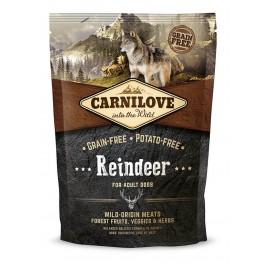 Carnilove Renne chien 1,5 kg - La Compagnie Des Animaux