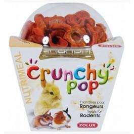Zolux Crunchy Pop Carotte rongeurs 43 grs - La Compagnie Des Animaux