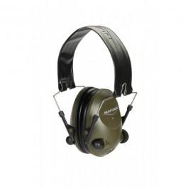 Casque anti-bruit Acoustic Electronic Kaki - La Compagnie Des Animaux