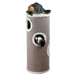 Trixie Cat Tower Edoardo pour Chat Diam 40 x H 100 cm Crème  - La Compagnie Des Animaux