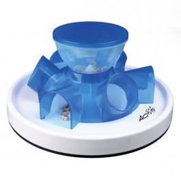 Cat Activity Tunnel Feeder - La Compagnie Des Animaux