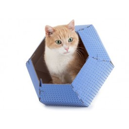 Cat in the Box CHLOE 36 x 36 x 30 cm - La Compagnie Des Animaux