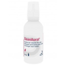 CleanAural chat 50 ml - La Compagnie Des Animaux