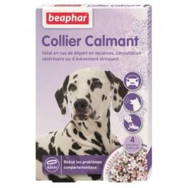 Beaphar collier calmant pour chien 65 cm - La Compagnie Des Animaux