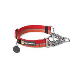 Collier Ruffwear Reaction Chain Rouge / Orange S - La Compagnie Des Animaux