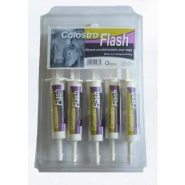 Colostro Flash 5 seringues de 30 g - La Compagnie Des Animaux