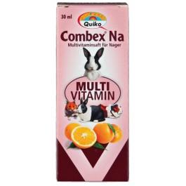 Combex Na Multi Vitamin Vitamines pour rongeur 0.30 ml - La Compagnie Des Animaux
