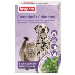 Beaphar comprimés calmants pour chien et chat 20 cps - La Compagnie Des Animaux