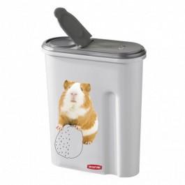 Container à croquettes 1,5 kg Curver pour Rongeurs - La Compagnie Des Animaux