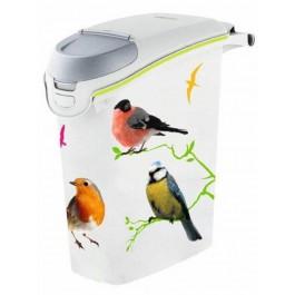 Conteneur Curver Oiseaux de la Nature 23 litres - La Compagnie Des Animaux