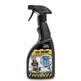 CSI URINE spray pour chien et chiot 500 ml - La Compagnie Des Animaux