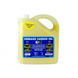 Curragh Carron Oil 4,5L - La Compagnie Des Animaux