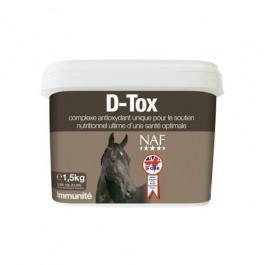 Naf D-Tox 1,5 kg - La Compagnie Des Animaux