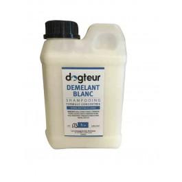 Démelant PRO Dogteur Creme Blanc 1 L - La Compagnie Des Animaux