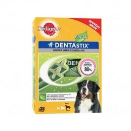 Pedigree Dentastix Fresh pour grands chiens 28 bâtonnets - La Compagnie Des Animaux