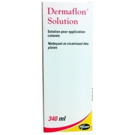 Dermaflon solution externe spray 340 ml - La Compagnie Des Animaux