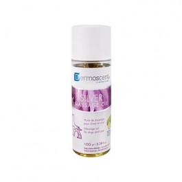 Dermoscent Silver Huile de massage Chien et chat 100 ml - La Compagnie Des Animaux
