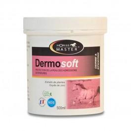 DermoSoft Crème contre les Crevasses pour cheval 500 ml - La Compagnie Des Animaux