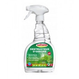 Saniterpen Destructeur D'odeurs 750 ml - La Compagnie Des Animaux