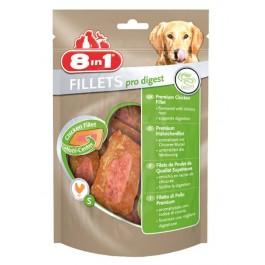 8in1 Fillets Pro Digest pour chien 80 g - La Compagnie Des Animaux