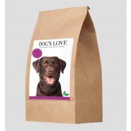 Dog's Love Croquettes Agneau sans céréales et sans gluten 12 kg - La Compagnie Des Animaux