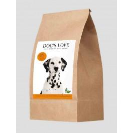 Dog's Love Croquettes Dinde sans céréales et sans gluten 12 kg - La Compagnie Des Animaux