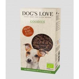 Dog's Love Friandises sans céréales boeuf 150 g - La Compagnie Des Animaux
