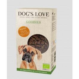 Dog's Love Friandises sans céréales dinde 150 g - La Compagnie Des Animaux
