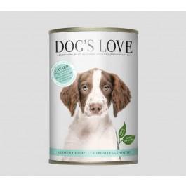 Dog's Love Hypoallergenic canard sans céréales et sans gluten boites 6 x 400 g - La Compagnie Des Animaux