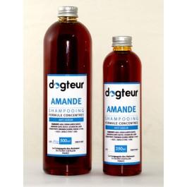 Offre Dogteur: 1 Shampooing PRO Dogteur Amandes 10 L = 1 gant de toilettage offert - La Compagnie Des Animaux