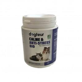 Dogteur Calme et Anti-Stress Bio chien et chat 100 grs- La Compagnie des Animaux