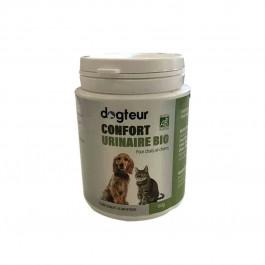 Dogteur Confort Urinaire Bio chien et chat 100 grs- La Compagnie des Animaux
