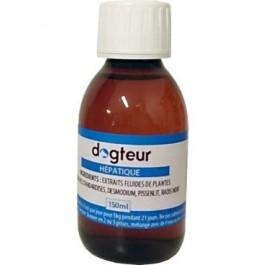 Dogteur Hépatique 100 ml - La Compagnie Des Animaux